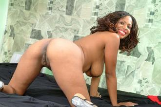 Ebony and Black Phone Sex